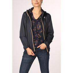 K-Way Coat Le Vrai 3.0 Claudette dark blue