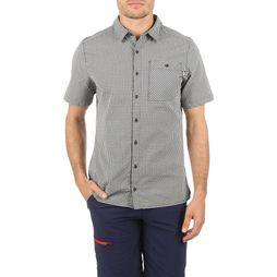 The North Face Shirt Hypress Ss Marine/White
