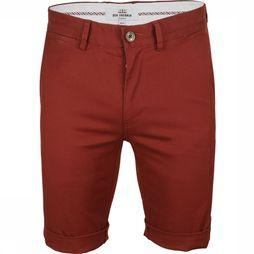 Ben Sherman Shorts Be-0048851 dark red