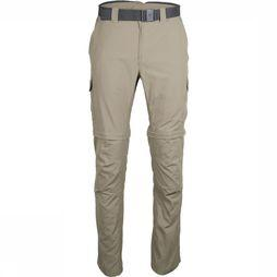 "Columbia Trousers Silver Ridge Convertible 34"" Taupe"