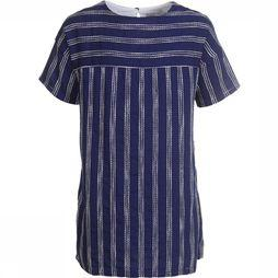 Brian + Nephew Dress Kamadia dark blue/off white