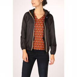K-Way Manteau Le Vrai 3.0 Claudette Noir