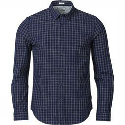Ben Sherman Shirt 1802-Sh0050787 dark blue/Assortment Geometric