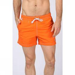 Champion Zwemshort Pacific Sand Nylon Basic Short Oranje