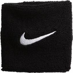 Nike Equipment Polsband Swoosh Zwart