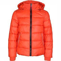 Ayacucho Junior Manteau Shinano Rouge Moyen