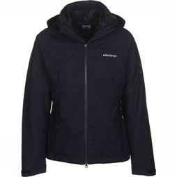 Ayacucho Coat Arctic 3In 1 Down black