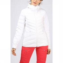 The North Face Doudoune Moonlight Down Blanc Cassé