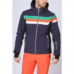 Manteau Man Zip Hood Stretch