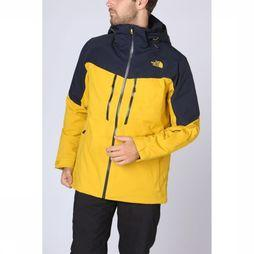 The North Face Coat Chakal Dark Yellow/Marine