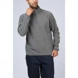 The North Face Polaire 100 Glacier 1/4 Zip Gris Clair
