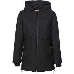Skunkfunk Coat Gilda black