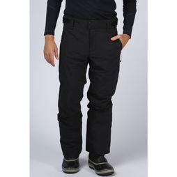 Peak Performance Ski Pants Maroonracp black