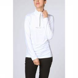 Luhta Fleece Velda white