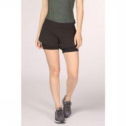 "New Balance Short Impact 4"" Zwart"
