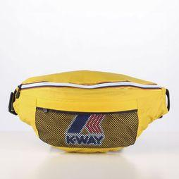 K-Way Bag Le Vrai 3.0 Kilian mid yellow