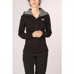 The North Face Softshell Hikesteller Hoody Zwart