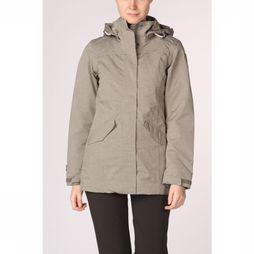 Icepeak Coat Letty Waterproof Taupe