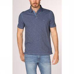 Fynch-Hatton Polo 1119 1751 Donkerblauw/Middenblauw