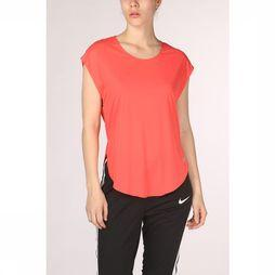 Nike T-Shirt City Sleek Top SS Rose Foncé