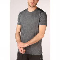 Craft T-Shirt Charge Ss Tee Dark Grey Mixture/Black