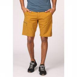 Ayacucho Short Equator Shorts Am Stretch Jaune Foncé