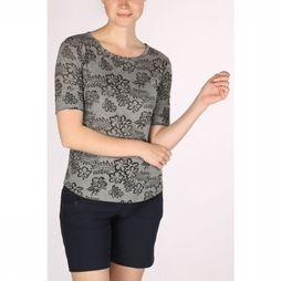 CMP T-Shirt Wmn Unlimitech black/dark grey