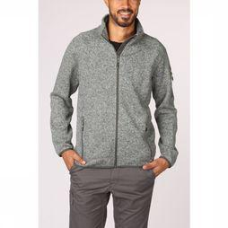 CMP Fleece 3H60747N dark green/mid grey