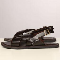 Cycleur De Luxe Sandal Duna dark brown