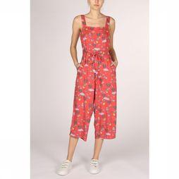 Sugarhill Boutique Jumpsuit Millie Havana Cropped Rood/Assortiment