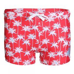 Knot so bad Slip Palm Rouge/Assortiment Fleur