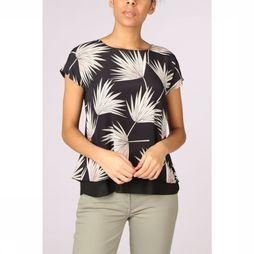 La Fée Maraboutée Shirt 7174 black/Assortment Flower