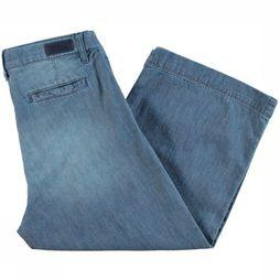 Brian + Nephew Trouser Olena mid blue/jeans
