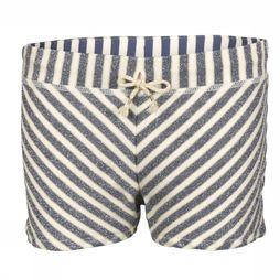 Brian + Nephew Shorts Ohoopee off white/blue