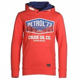 Petrol Pull B-Ss19-Swh381 Rouge