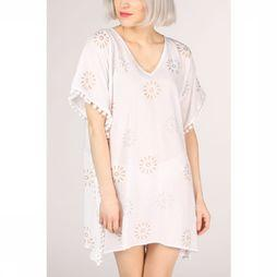 Happy Few Dress Kaftan off white