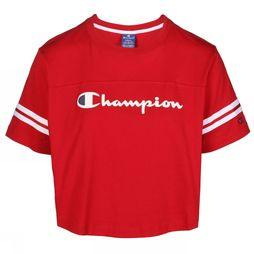 Champion T-Shirt 111380 Rouge Moyen