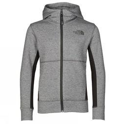 The North Face Pullover Boy'S Slacker Hoodie Light Grey Mixture