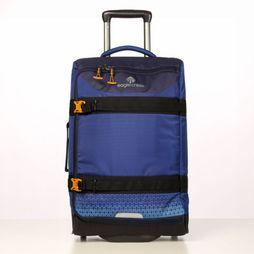 Eagle Creek Bagage À Main Expanse Wheeled Duffel Int Carry On 37L Bleu Moyen/Bleu Foncé