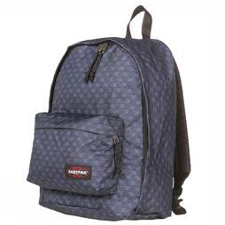 Eastpak Sac à Dos Out Of Office Bleu De Jeans/Bleu Foncé
