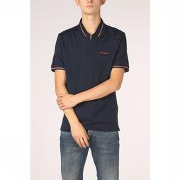 Ben Sherman Polo 1902-Po0055901 dark blue