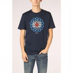 Ben Sherman T-Shirt 1902-Ts0058828 dark blue