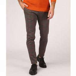 Scotch & Soda Broek 152127 Middenbruin/Taupe