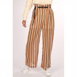 Maison Scotch Trousers 151311 white/orange