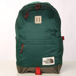 The North Face Dagrugzak Daypack Donkergroen