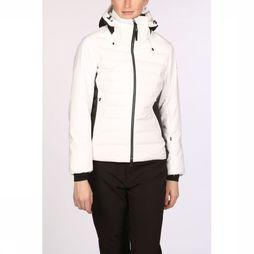 Fire + Ice Coat Canda D white/black