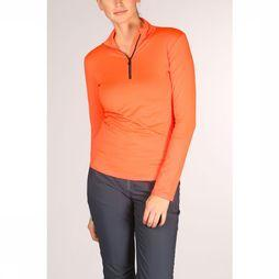 Fire + Ice Fleece Margo2 orange