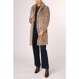 Oakwood Manteau Cyber Brun Sable