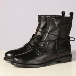 Spm Bottine Caslace Noir