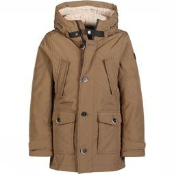 Reset Manteau Everglades Brun Sable